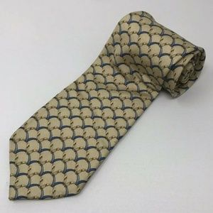 Brooks Brothers Makers Made in USA Silk Tie Link
